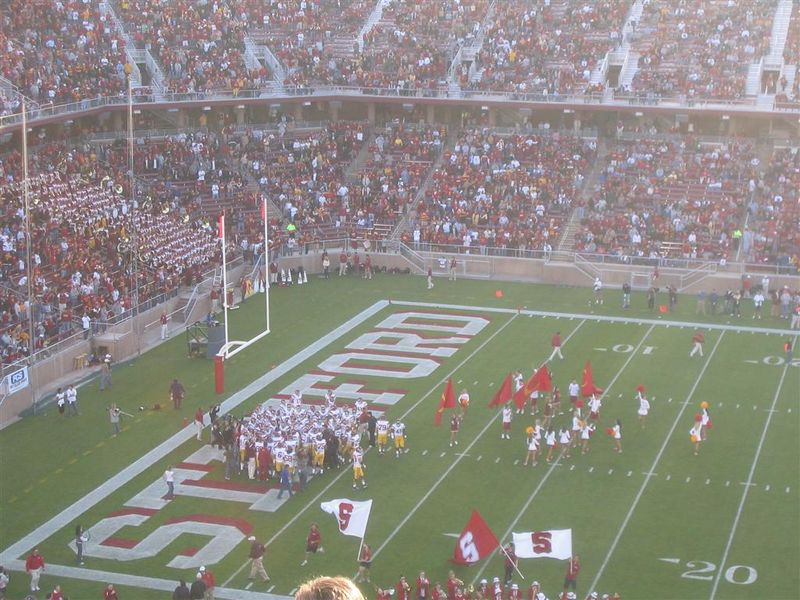 USC Stanford blowout 2006