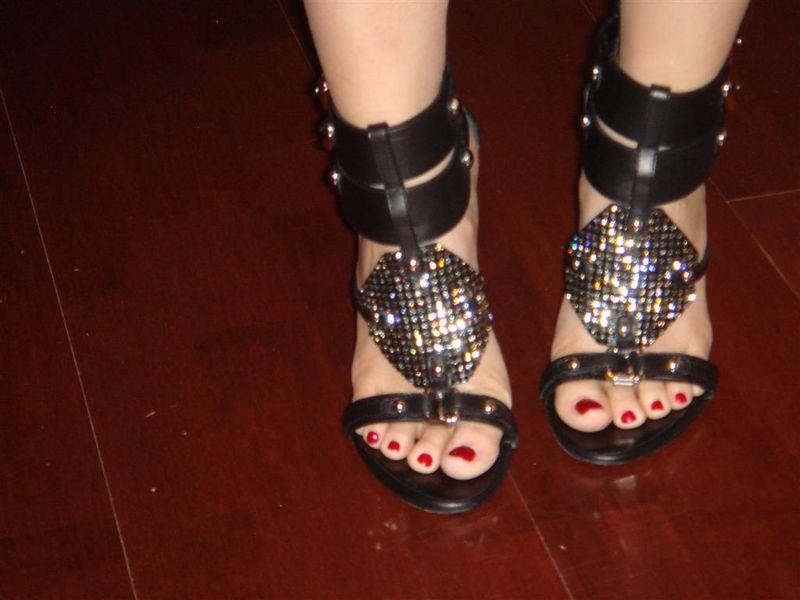 Balmain gladiator studded heels