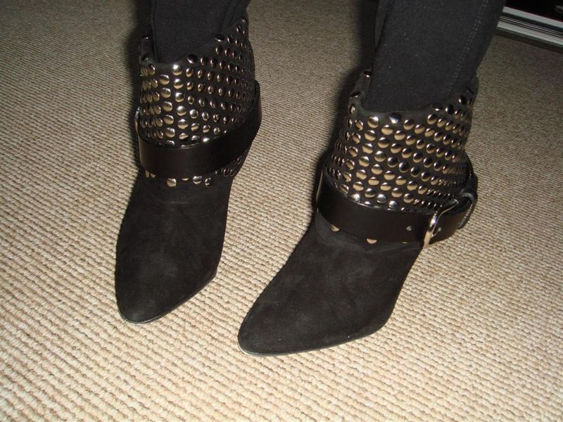 Isabel Marant otway boots flash