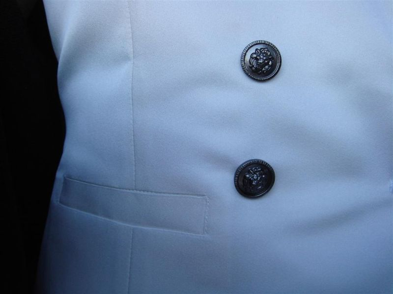 Chanel vest buttons